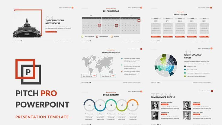 7 PowerPoint Template Designs We Adore In 2017 PPT Design Ideas