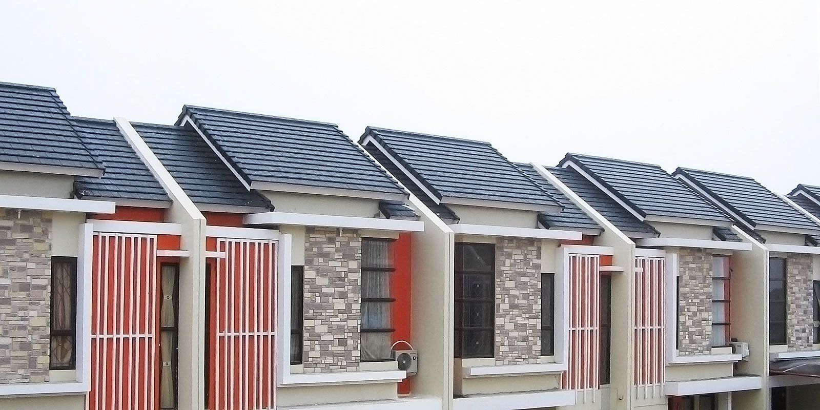 Bentuk Atap Rumah Minimalis 2 Lantai