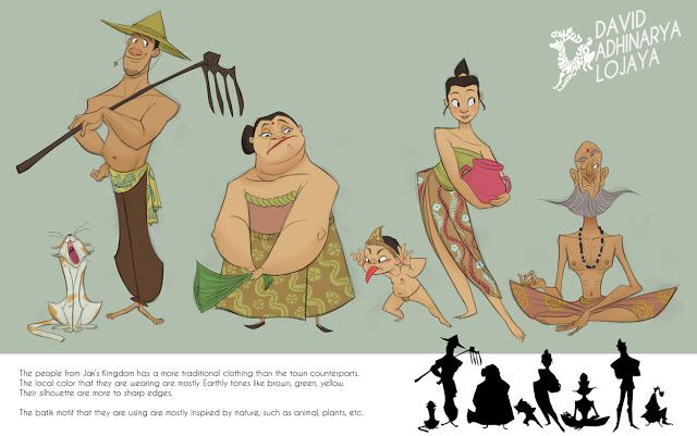 David Adhinarya Lojaya Portfolio | anatomía referenciad | Pinterest ...