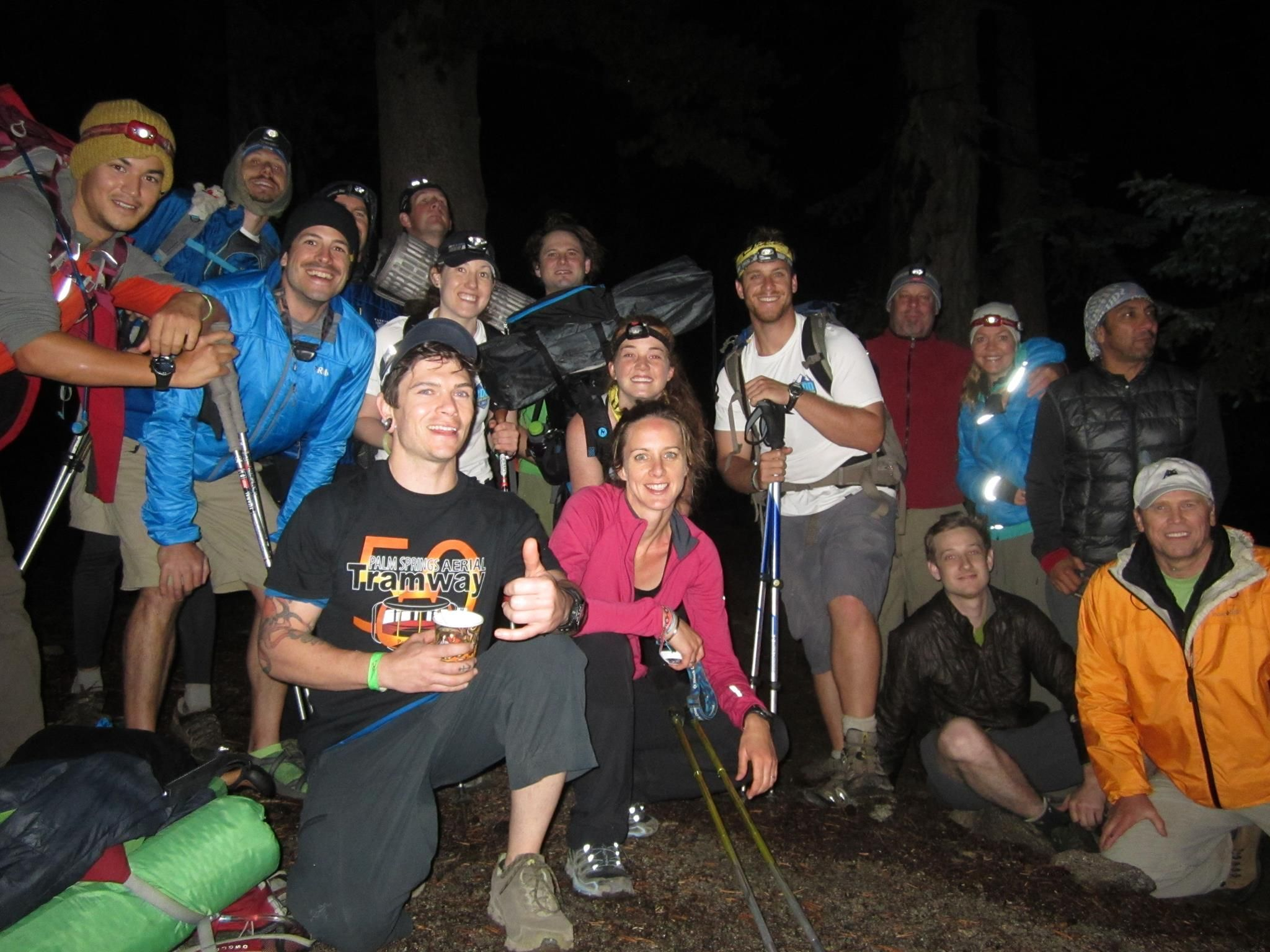 Taken on mountain number 3 after surviving electrical storms and flash floods, here's a photo of the A16 8000m Challenge Team 2013! Thanks to event sponsors JanSport , Patagonia, Suunto – Est. 1936, LOWA Boots. And to Big City Mountaineers for being the great charitable cause!