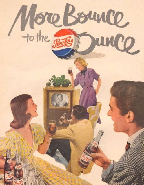 Let´s Keep the 50´s Spirit Alive!: Love these old ads!