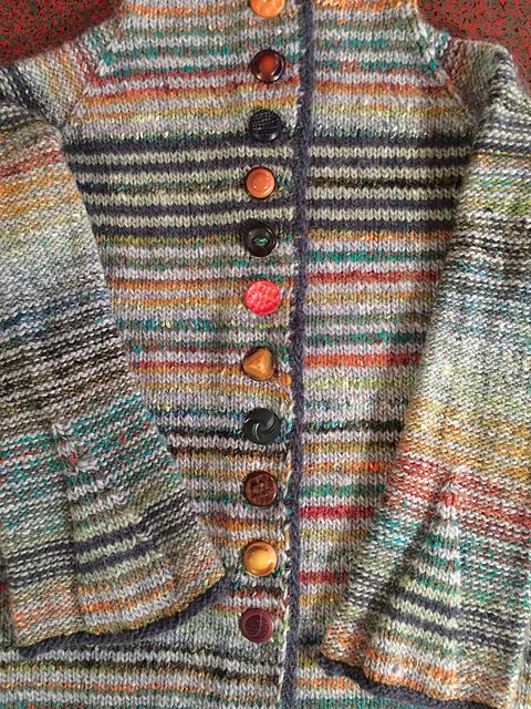 Ravelry: Project Gallery for London Calling pattern by Jamie Thomas