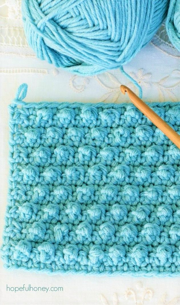 How To: Crochet The Picot Single Crochet - Easy Tutorial | Muster ...