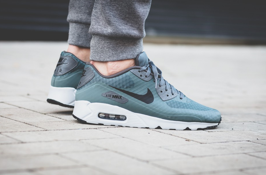 Hasta Green Drapes The Latest Nike Air Max 90 Ultra Essential ...