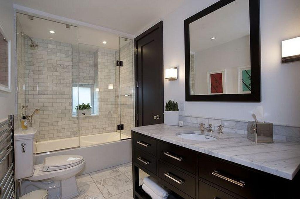 Gorgeous 20+ Guest Bathroom Decor Ideas https ...