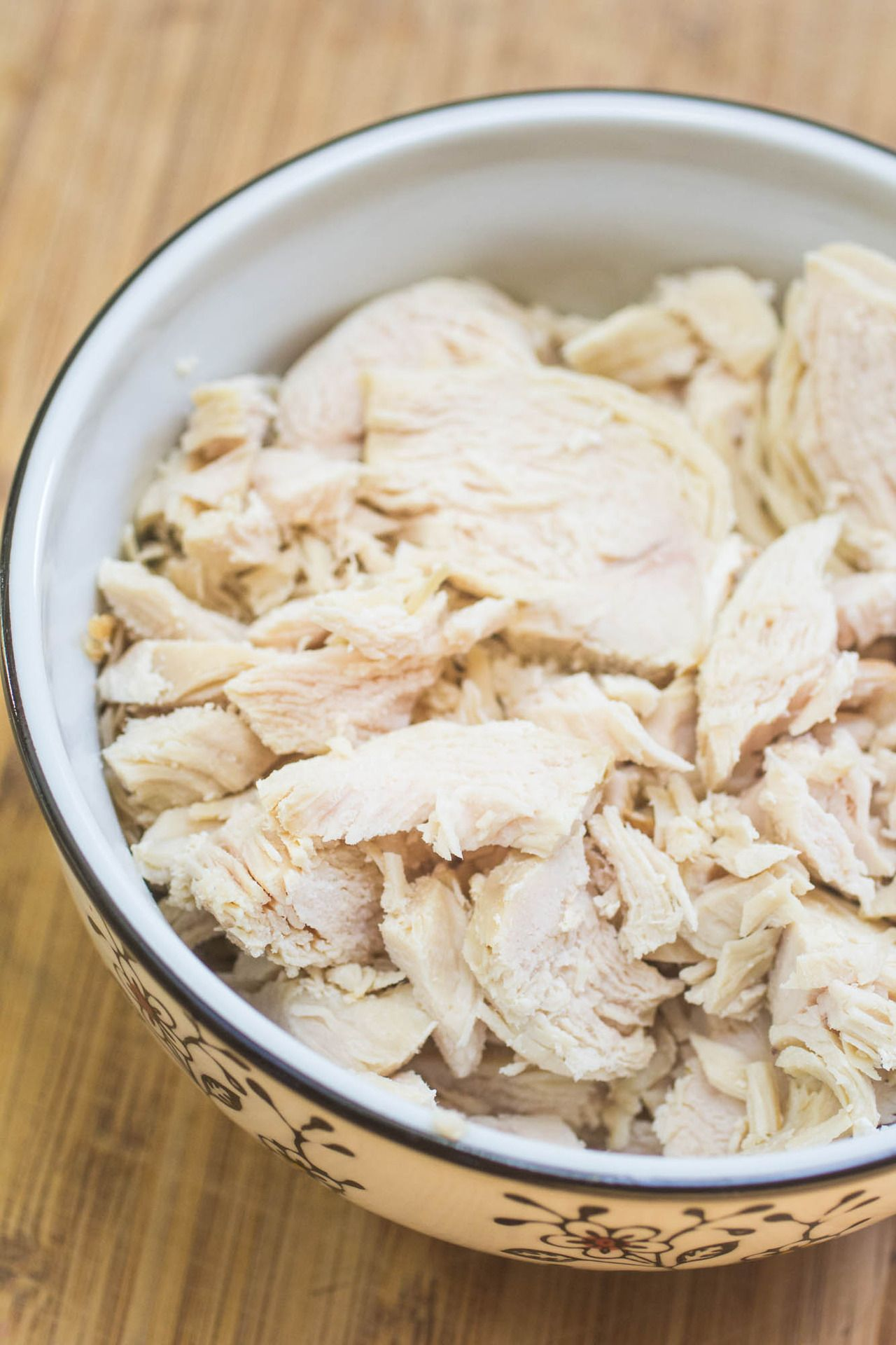 Instant Pot Shredded Chicken Breasts from Frozen is an easy trick that I've been loving since I got my pot.