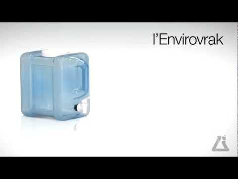 Produits Nettoyants Écologiques   Le tandem Envirovrak   Bio-ranet