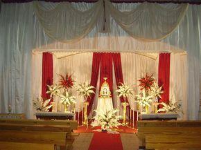 jueves santos altares en dominicana | El monumento del Jueves Santo en Villanueva del Duque