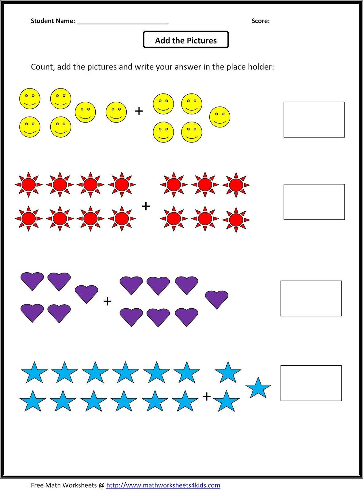 Functional Math Worksheets Special Education Special Education Math Worksheets I In 2020 Free Printable Math Worksheets 1st Grade Math Worksheets Fun Math Worksheets
