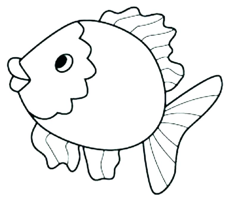 jellyfish - Google Search | Fish coloring page, Fish ...