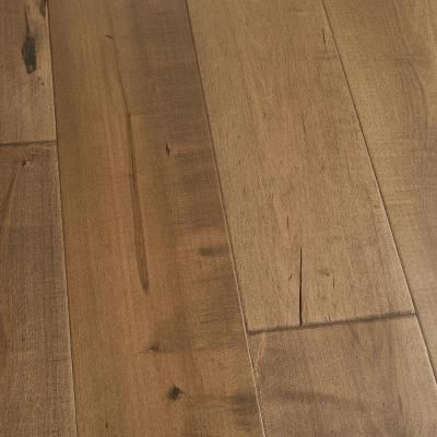 Malibu Wide Plank Maple Cardiff 1 2 In Thick X 7 1 2 In Wide X Varying Length Engineered Hardwood Flooring 23 31 Sq Ft Case Hdmptg046ef The Home Depot Engineered Hardwood Flooring Engineered Wood Floors