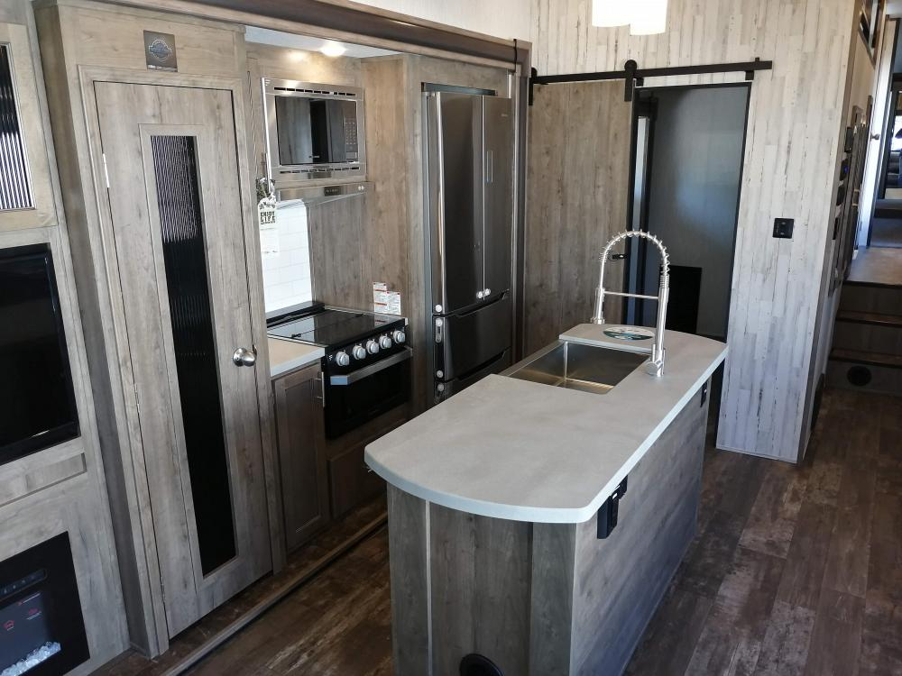 Forest River Front Kitchen Fifth Wheel