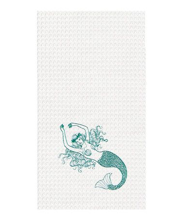 Another Great Find On Zulily Blue Amp White Mermaid Dish