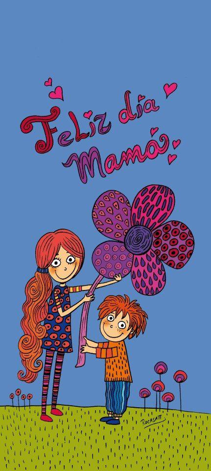 Para El Dia De La Madre Mi Mama Romana Feliz Dia De La