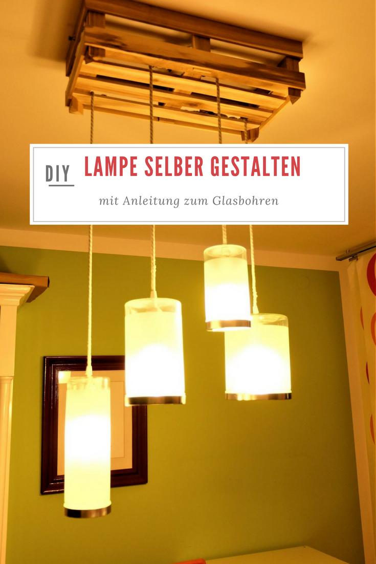 individuelle k chenlampe selber machen lampe selber bauen lampen selber machen und obstkisten. Black Bedroom Furniture Sets. Home Design Ideas