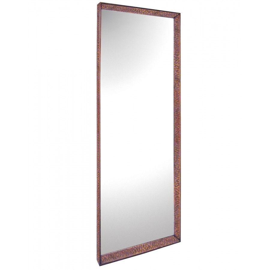 Majestic Mirror Traditional Plain Mirror In Bronze 1985 P