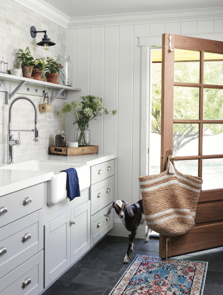 Our Modern Farmhouse Remodel in Country Home Magazine