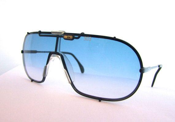 Seltene 903 Cazal Sonnenbrille 80er Jahre Von Ifoundgallery Auf
