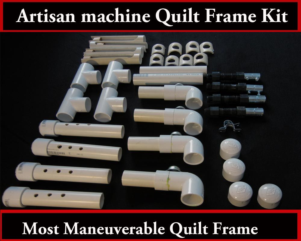 Artisan Quilt Frame Kit $135.00 Includes Free Priority Shipping ...