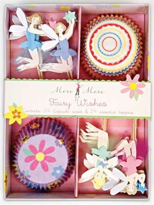 Fairy party cupcake kit check already have these!