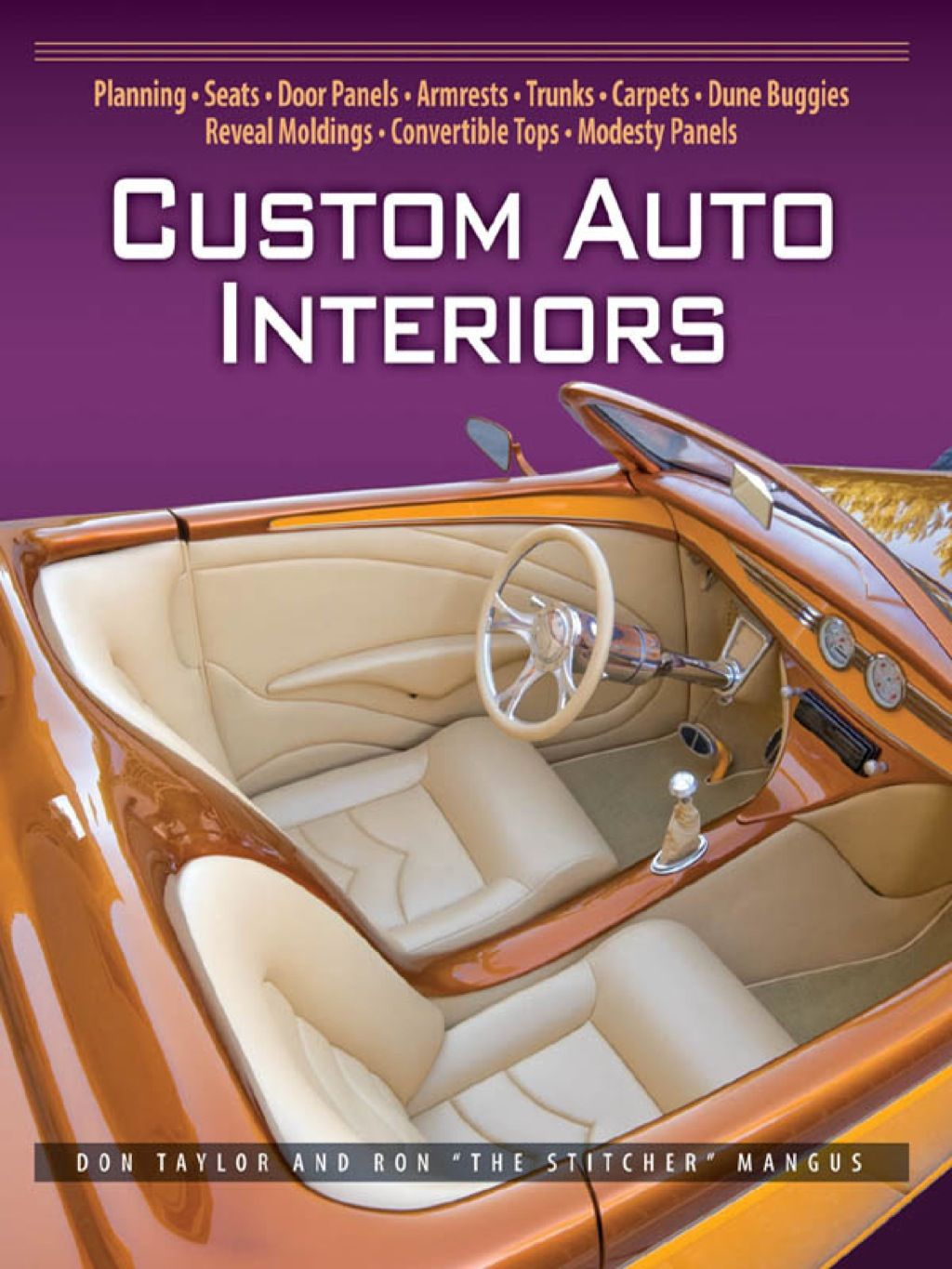 Custom Auto Interiors Ebook Custom Car Interior Custom Cars