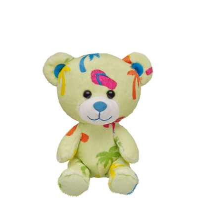Beach Bear - Can't wait to get one for my desk.