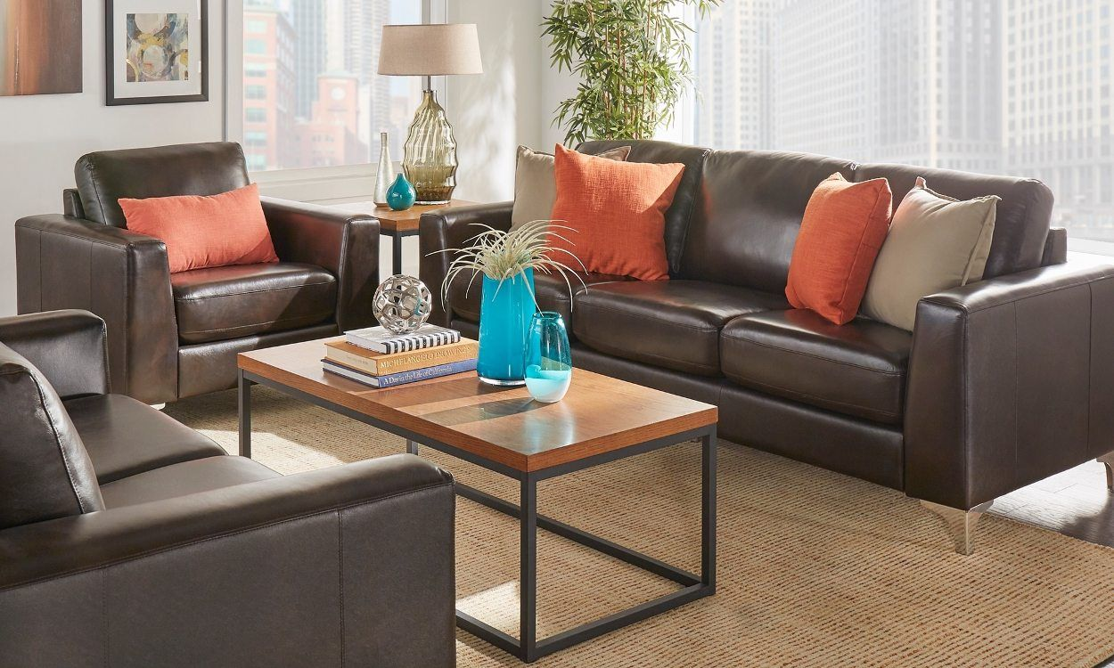 Leather Furniture Grades Fact Sheet Living Room Leather Leather