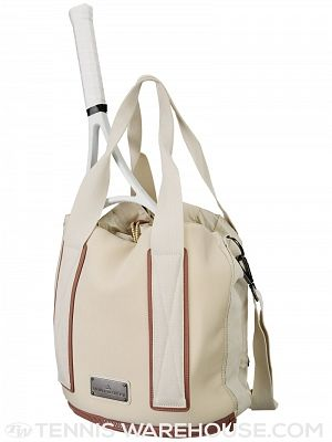 adidas Women s Stella McCartney Tennis Bag White Vapor   Tennis ... 2b4903ba15