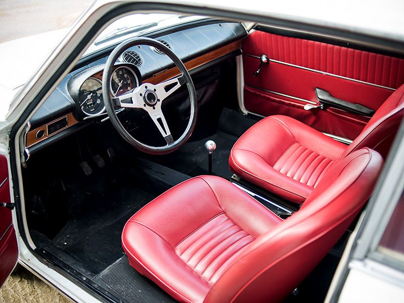 Car Interiors Photo With Images Fiat Abarth Fiat Car Interior
