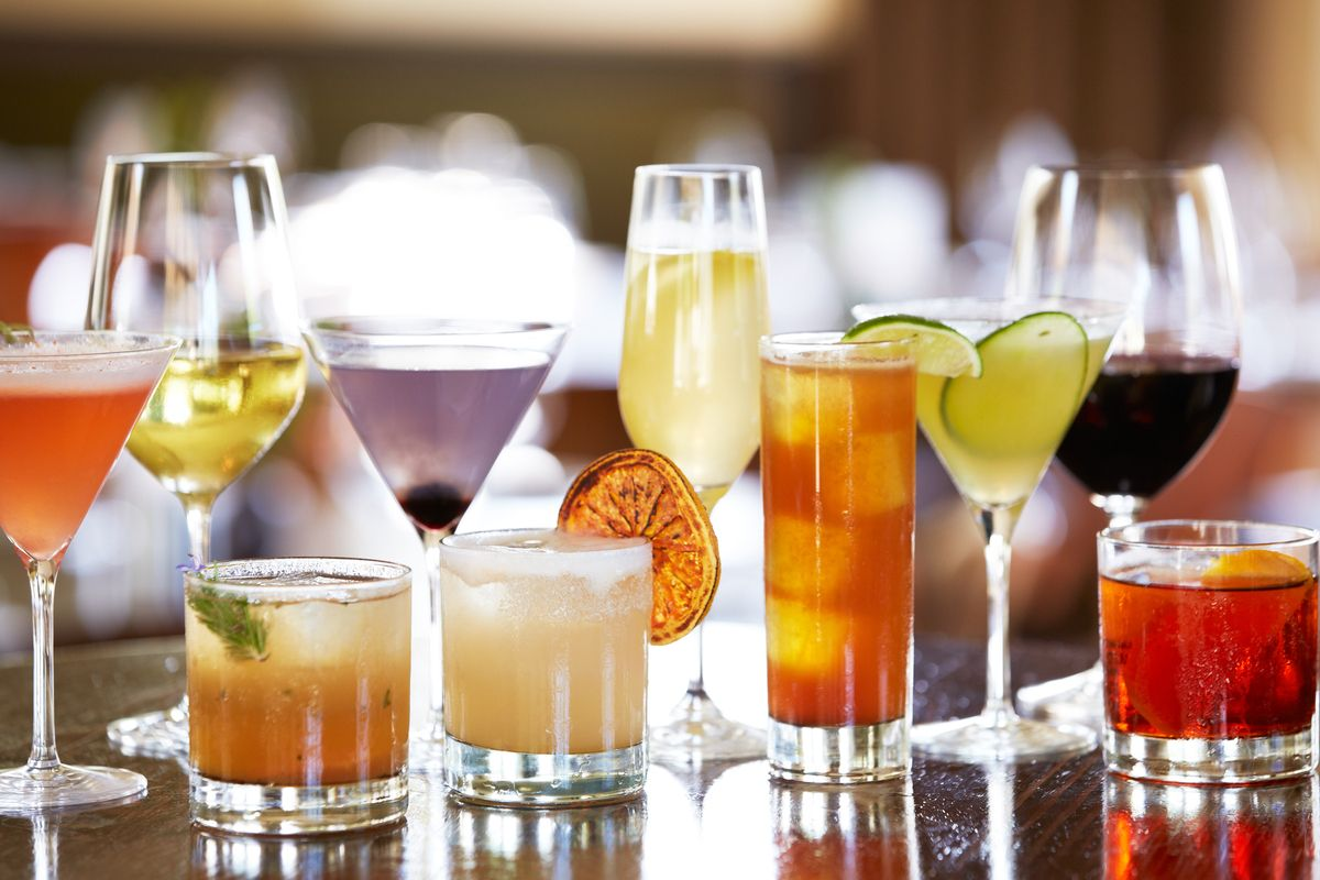Refreshing summer cocktails at Solbar at Solage Calistoga ...