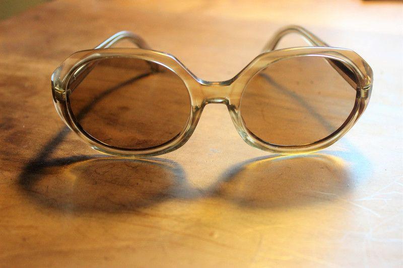 Vintage Brillen Metzler Zeiss Umbral Vintage Sonnenbrille Ein
