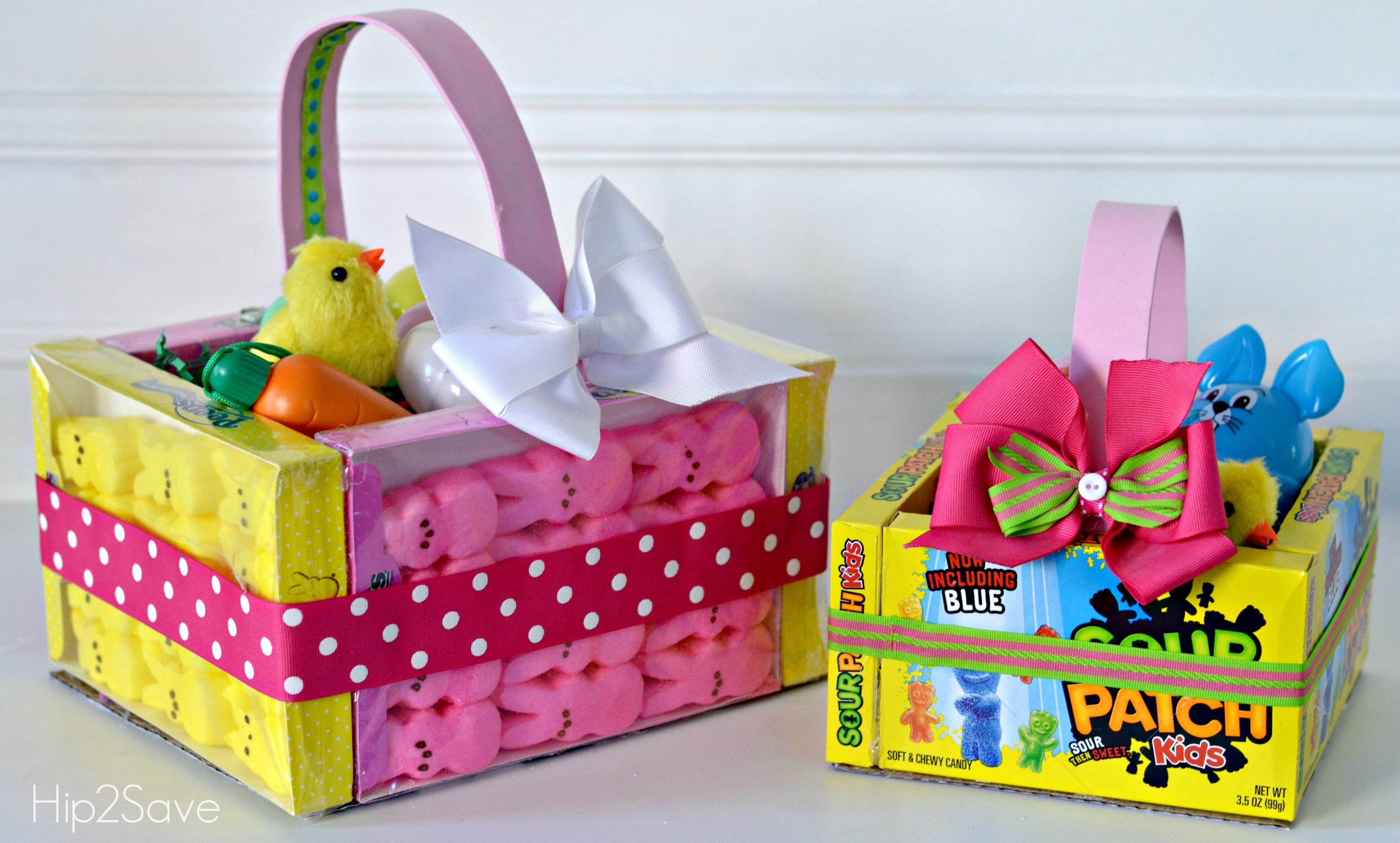 Edible easter baskets easy easter craft easter baskets easter edible easter baskets easy easter craft negle Gallery