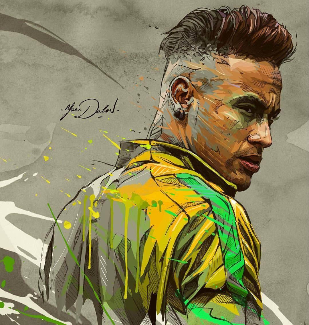 Pin De Em Football Art Com Imagens Futebol