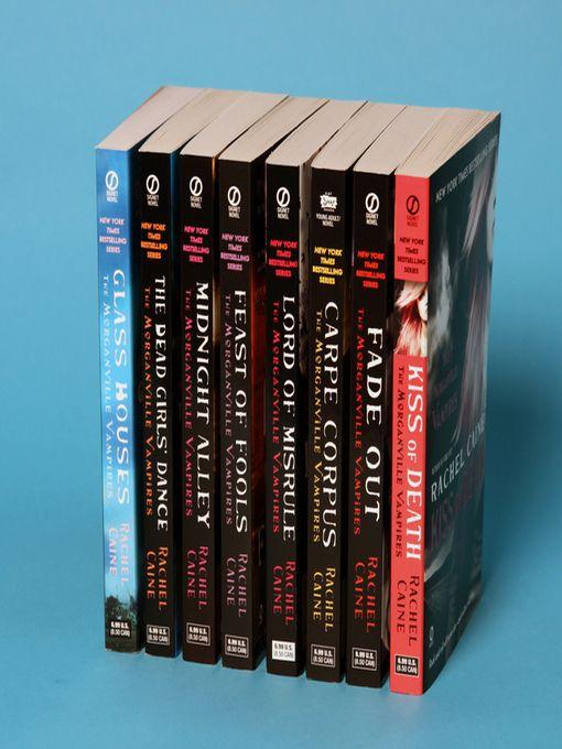 Morganville vampire series book 13