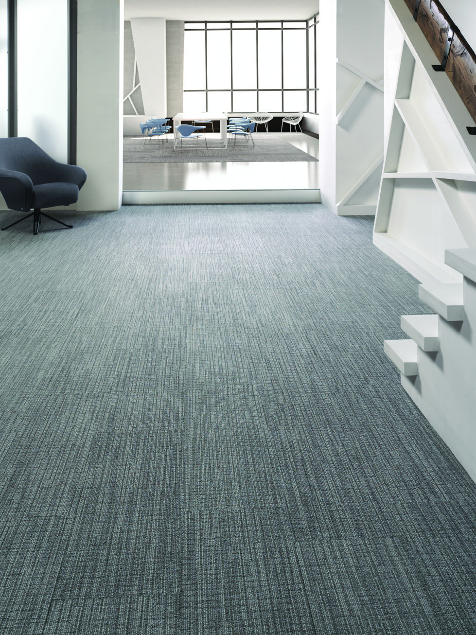 Inseam Tile 12BY36, Lees Commercial Modular Carpet