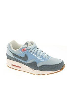 Zapatillas de deporte azules Air Max 1 de Nike