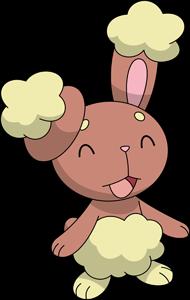 Buneary Pokemon Pokedex From Sinnoh Pokémon Pokemon Pokedex