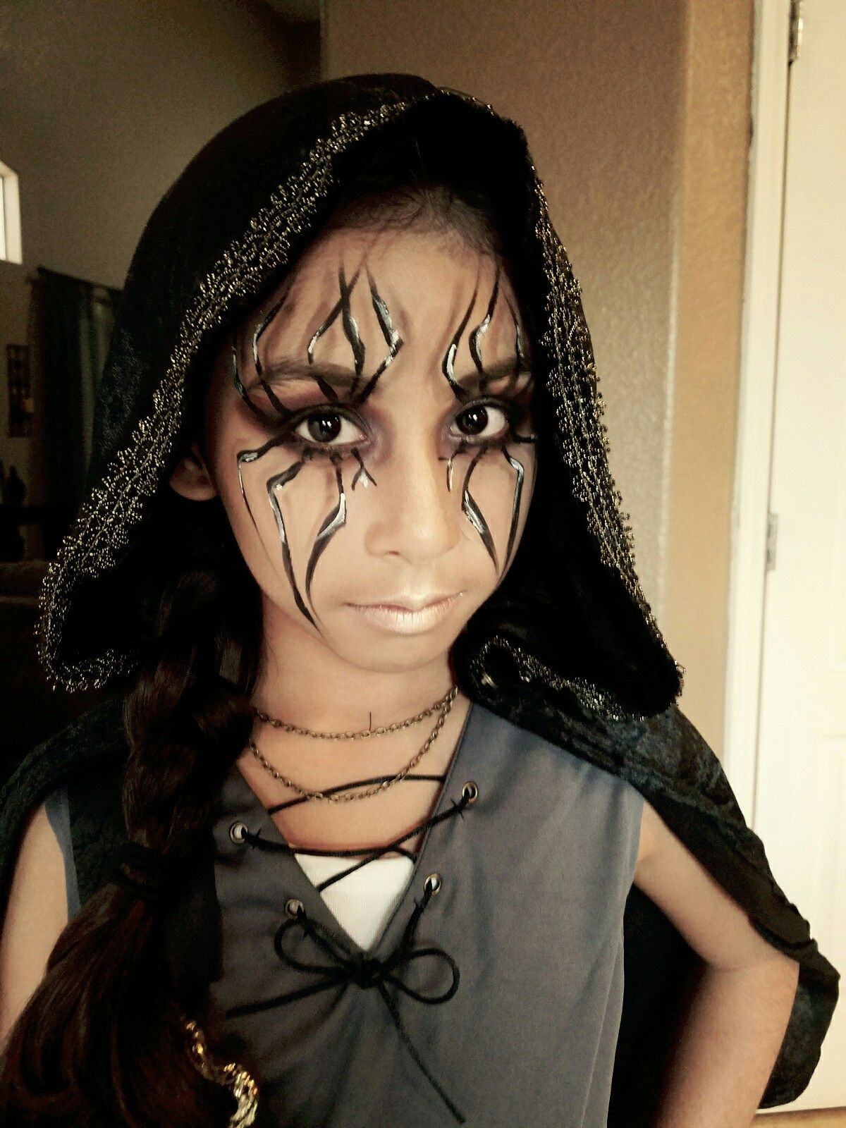 Mugeek Vidalondon: Meval Huntress Makeup