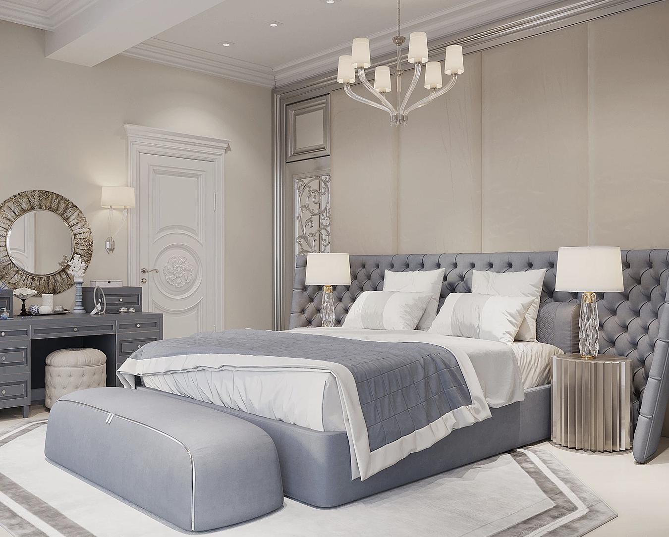 In Interior Studio Luxury Elegant And Beautiful Bedroom Best Top