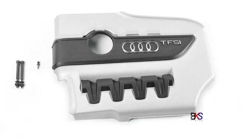 Audi TTS OEM engine cover + hardware - BKS-Tuning   engine cover