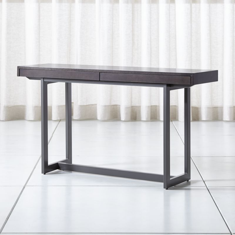 Archive Grey Console Table Reviews Crate And Barrel Gray Console Table Console Table Grey Consoles