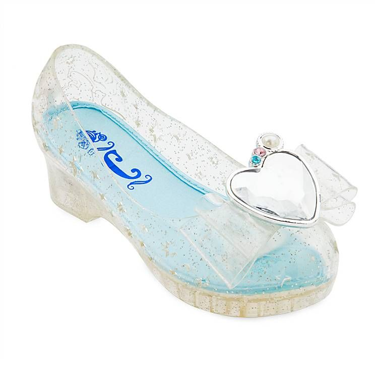 Cinderella Light-Up Costume Shoes for