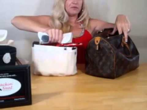 714402fbc39941 ▷ How to turn your purse into a concealed carry purse - YouTube ...