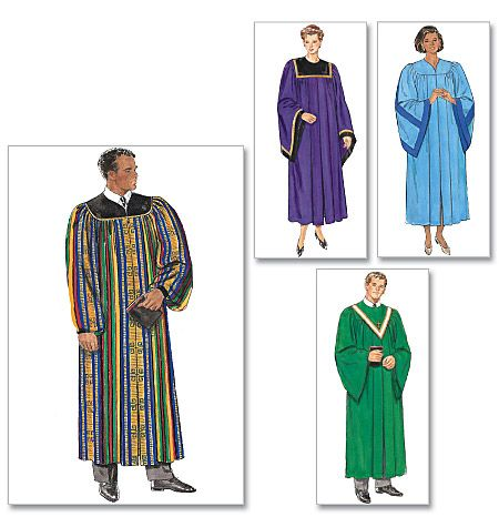Graduation Gown Pattern For Sewing - Wolnik Optyk | Graduation Rob ...