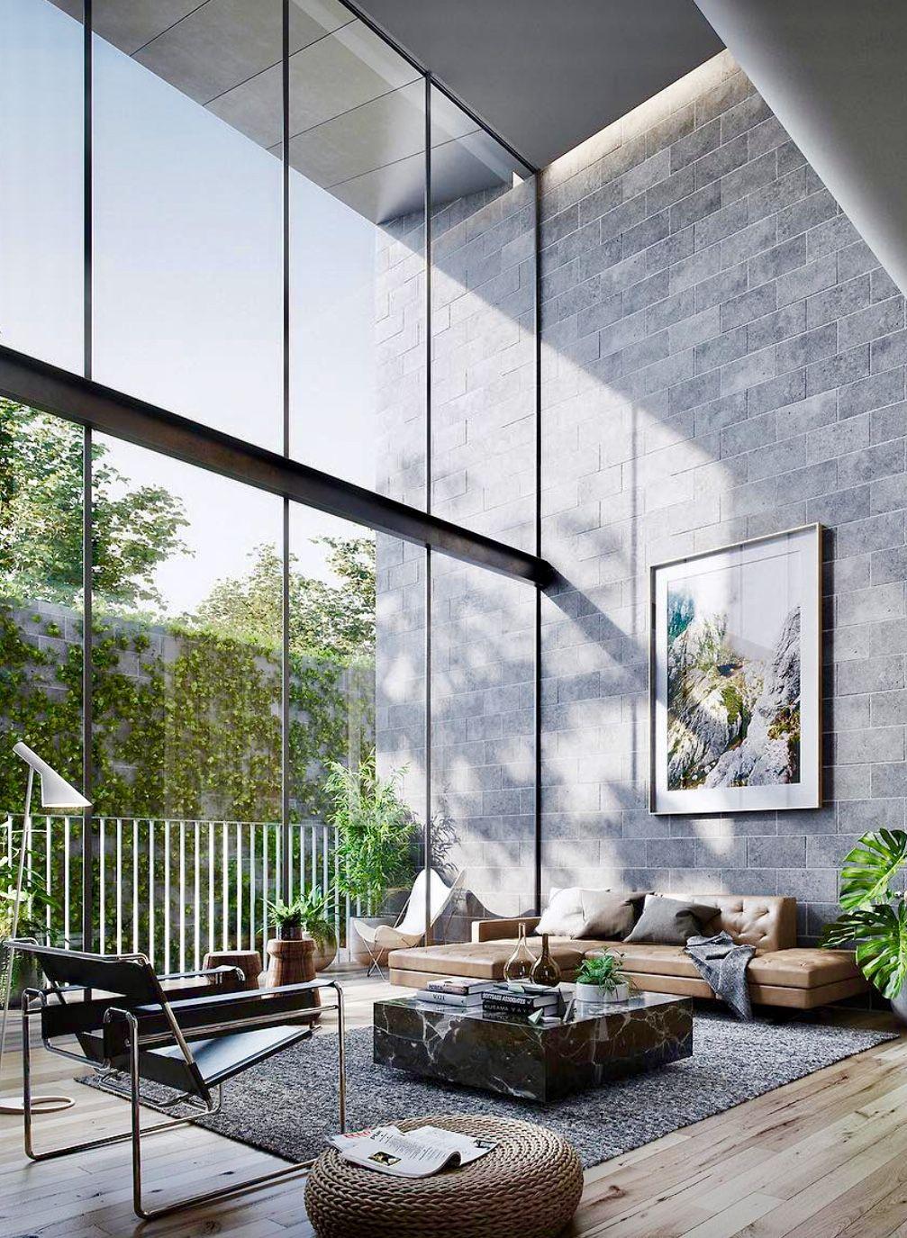 Fait tout déco maison maison moderne plan maison verrière salon maison