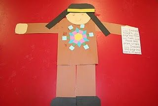Native American teaching ideas...A to Z Teacher Stuff