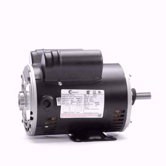 Century Motors C682es 208 230 115v 1hp 1725 Rpm Motor In 2020 Motor Parts Motor Century