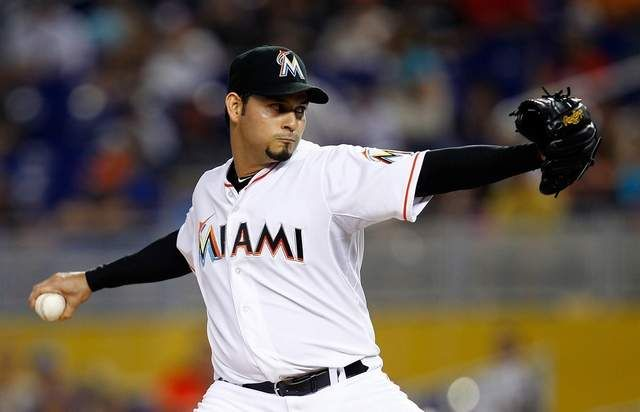 WOOT! WOOT! The Detroit Tigers acquire Anibal Sanchez and Omar Infante!