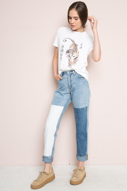386f49427a0 Kenzo Denim - Pants - Bottoms - Clothing