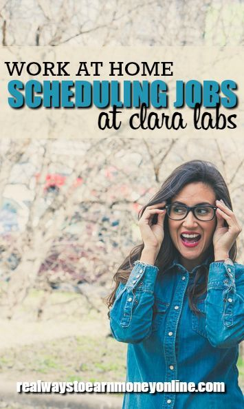 Clara Labs Now Hiring Remote Email Scheduling Assistants! Home and